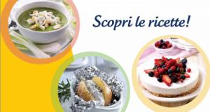 ricettario gratis Parmalat con panna Crème Faiche