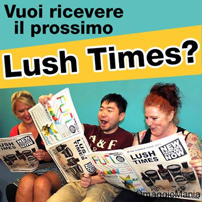 rivista gratis Lush Times