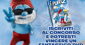 vinci DVD de I Puffi 2