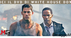 vinci DVD del film Sotto Assedio - White House Down