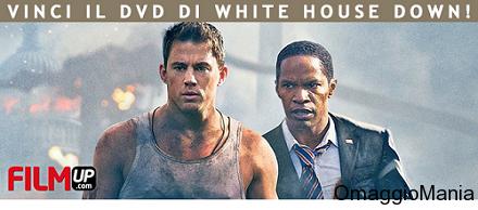 vinci DVD del film Sotto Assedio - White House Down