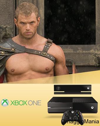 vinci Xbox One con Hercules e UCI Cinemas