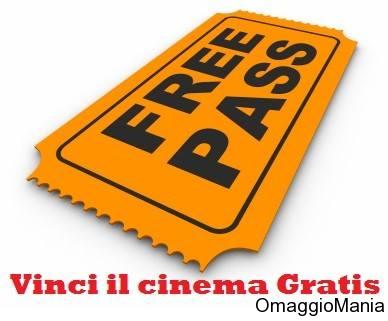 vinci biglietti cinema con Daruma