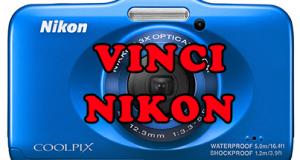 vinci fotocamera digitale Nikon con Cheerios