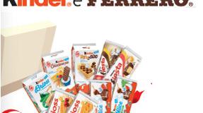 vinci merendine Kinder e Ferrero