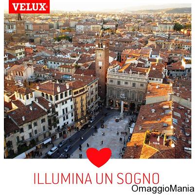 vinci weekend a Verona con Velux Italia