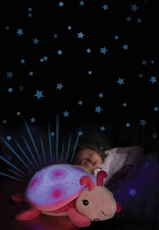 Twilight Ladybug Pink CloudB