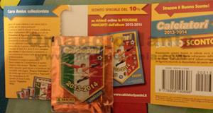album figurine Calciatori 2013-2014 gratis con coupon