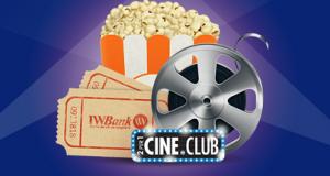 biglietti cinema 2x1 con IWBank
