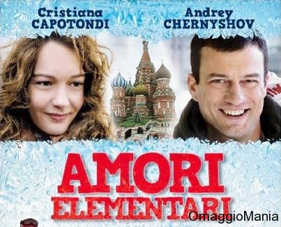 biglietti cinema gratis Amori Elementari