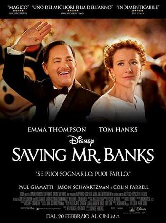 biglietti gratis Saving Mr.Banks