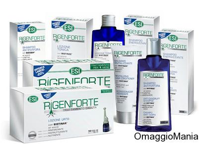 campioni omaggio shampoo e balsamo Rifenforte