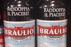 caramelle Ricola in omaggio con Amaro Braulio