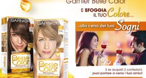 cena gratis acquistandoGarnier Belle Color