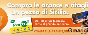 concorso Pam per vincere weekend in Sicilia