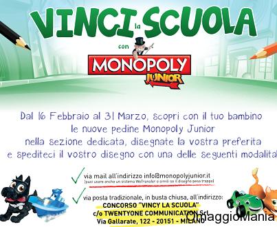 concorso a premi monopoly