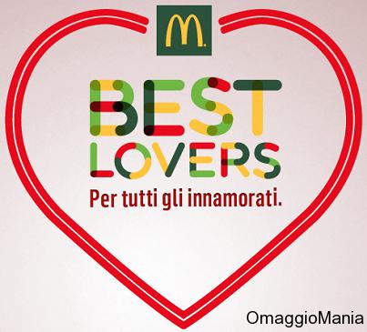 coupon McDonald's per San Valentino 2014