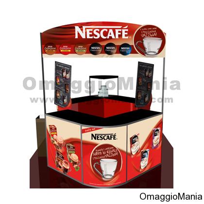degustazione e buoni sconto Nescafè 2014