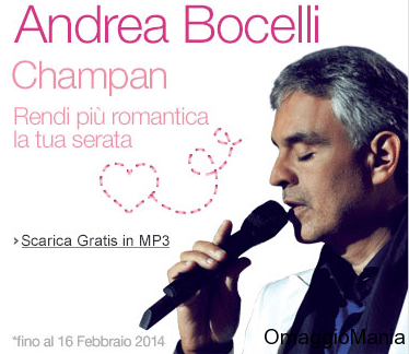 download gratis Andrea Bocelli Champan