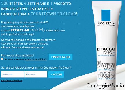 test prodotto La Roche-Posay Effaclar Duo[+]