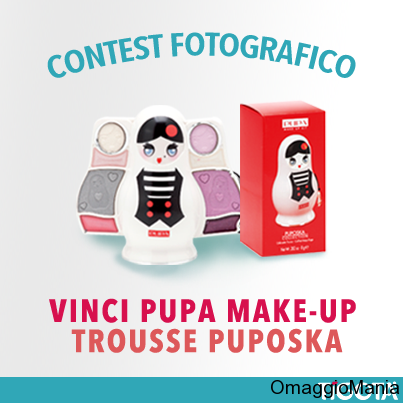 vinci Pupa Make-Up Trousse Puposka