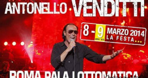 vinci biglietti per il concerto di Antonello Venditti
