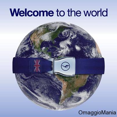 vinci corso d'inglese con il concorso Lufthansa Pronti al Decollo