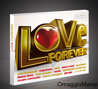 vinci doppio CD Love Forever