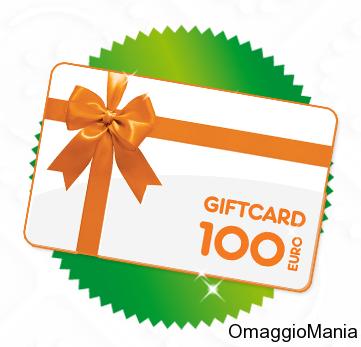 vinci gift card da 100 euro