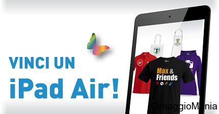 vinci un iPad Air con Easyprint