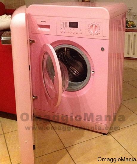 Lavatrice Smeg vinta con Vanish - OmaggioMania