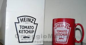 vincita tazza firmata Heinz