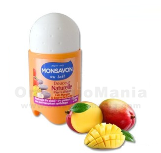 500 deodoranti Monsavon da testare gratis