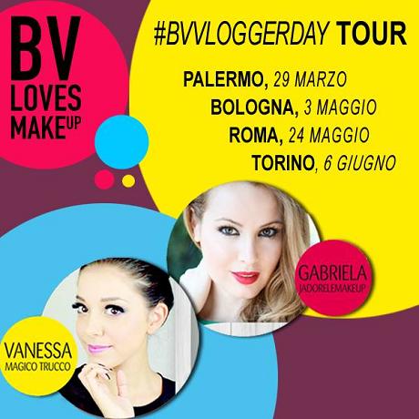 BVvloggerDay Tour 2014
