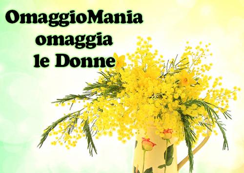 OmaggioMania omaggia le Donne