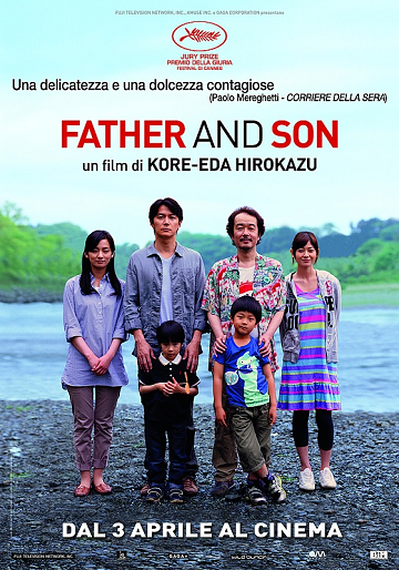 biglietti cinema gratis film Father and Son