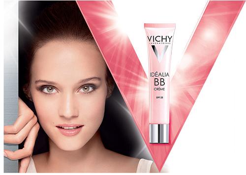 campione gratuito Idealia BB Cream Vichy