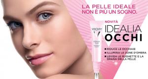 campione omaggio Idealia Occhi Vichy
