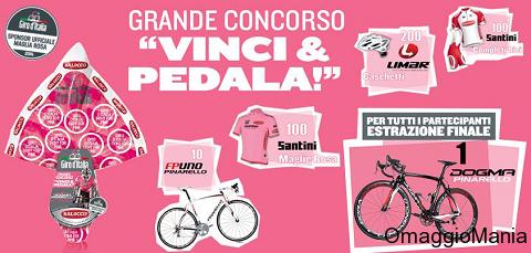 concorso Balocco Vinci&Pedala