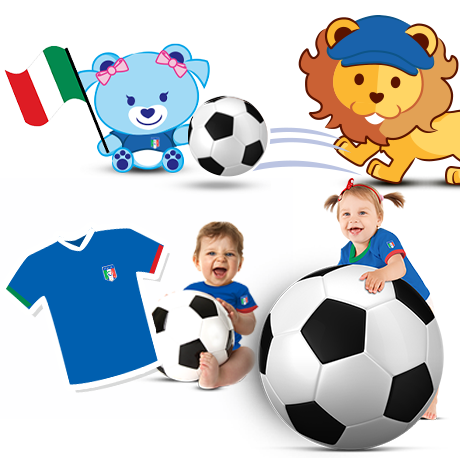 concorso Pampers Tifosi si nasce