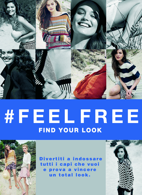 concorso Stefanel Find your look