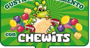 concorso a premi Gusta il divertimento con Chewits