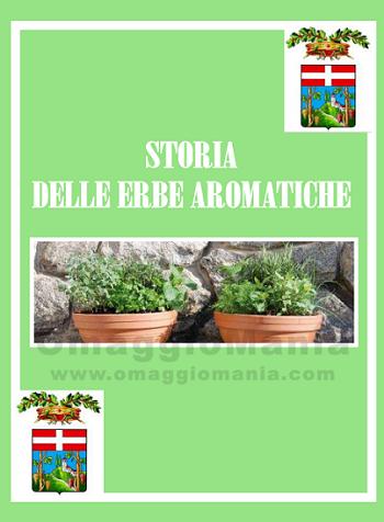 ebook gratis Storia delle Erbe Aromatiche