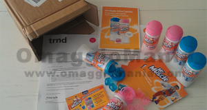 kit da testare Mr.Muscle con TRND