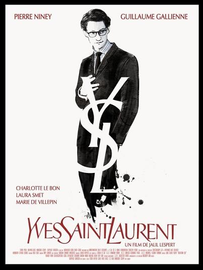 locandina film Yves Saint Laurent