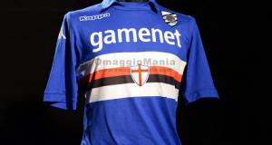 maglietta Sampdoria 2013-2014