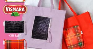 shopper omaggio Vanity Bag con Ferrarini e Vismara