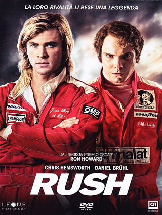 vinci DVD Rush di Ron Howard
