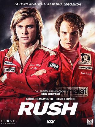 vinci DVD Rush di Ron Howard