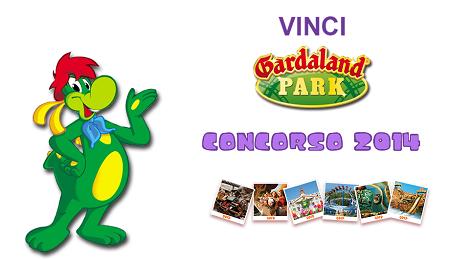 vinci ingressi Gardaland gratis 2014